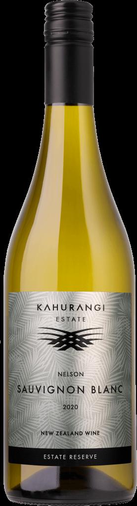 Nelson Wine Sauvignon Blanc 2020 New Zealand Kahurangi Estate Reserve NZ Wine